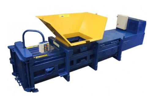 Prensa compactadora horizontal MacFab HZ70T