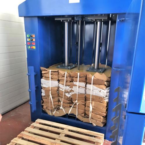 Prensa vertical MacFab 450 HD - Machemac