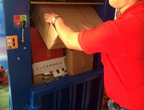 Compactadora de residuos: ventajas para su negocio