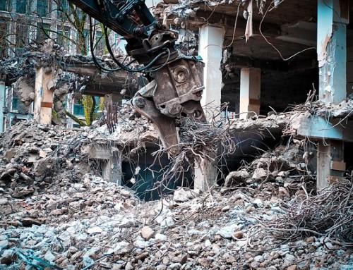 Casi la mitad de los residuos de construcción y demolición se gestionan de manera ilegal