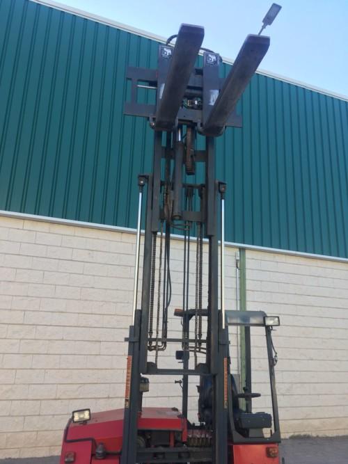 Carretilla elevadora transportable Moffett M3 20.3 de ocasión
