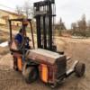 Carretilla transportable Moffett de ocasión M2003stm- Machemac