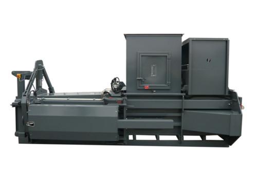 Prensa compactadora horizontal Abba Acomat 400 H3