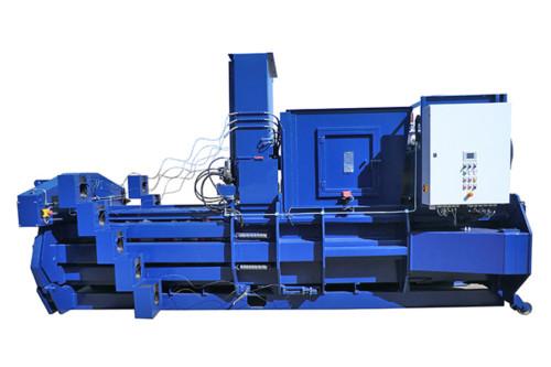 Prensa compactadora horizontal Abba Albamat 600 V5