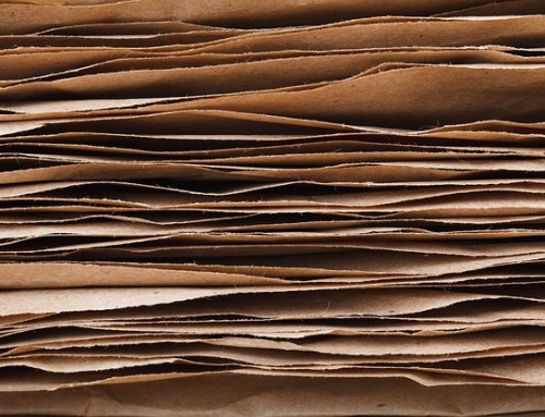 La recogida separada de papel necesita de las mejores prensas de cartón