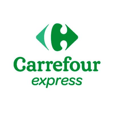 Carrefour-express logo